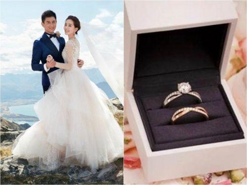 刘诗诗、吴奇隆婚礼将摆50万枝鲜花 婚戒上千万
