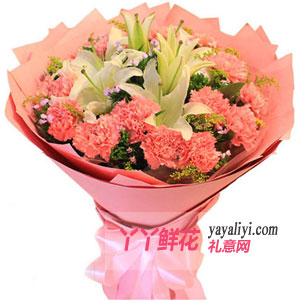 祝母亲永远年轻美丽的母亲节鲜花有哪些?