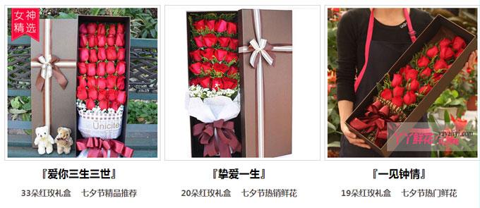 七夕情人节,异地送花怎么送花给女朋友?