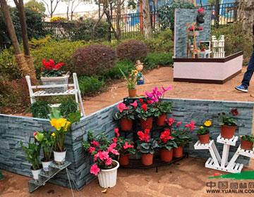 昆明西华公园第六届年宵花展精彩纷呈